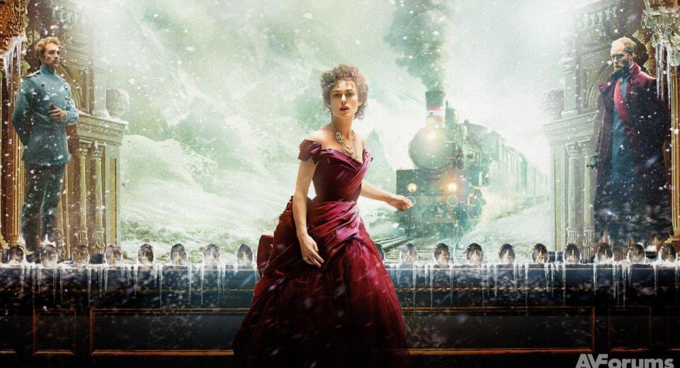 Anna Karenina Movie Review