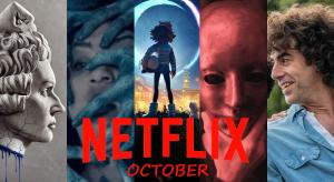 What's New on Netflix UK for October 2020