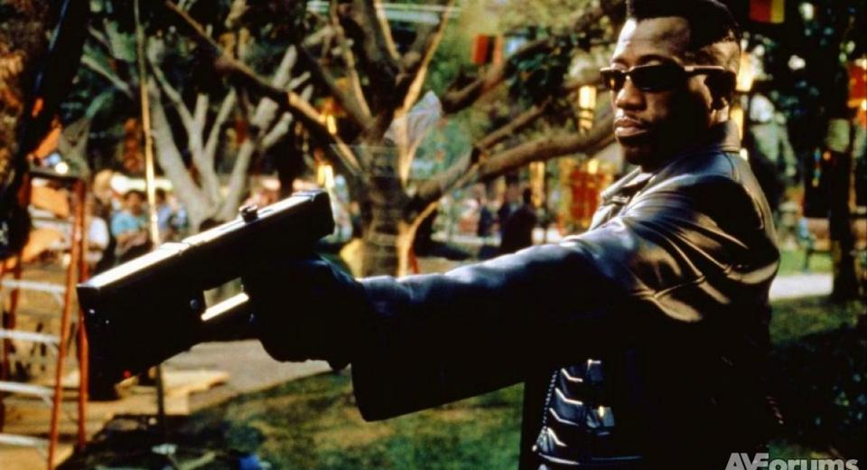 Blade Blu-ray Review