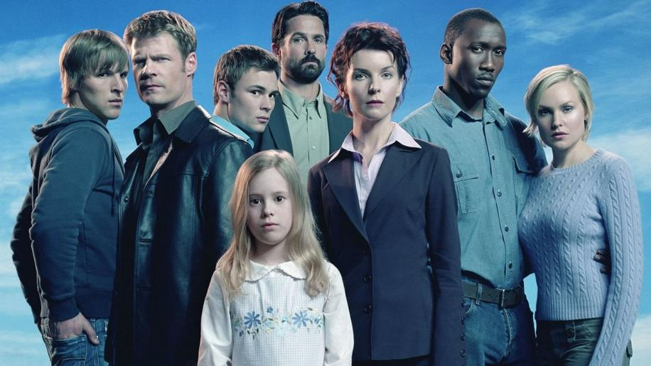 The 4400: Complete Mini Series DVD Review