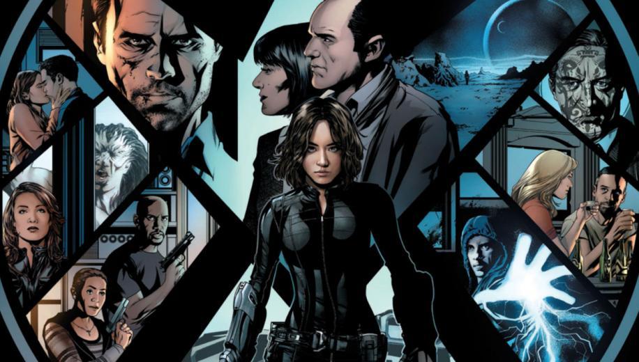 Agents of SHIELD Season 3 Blu-ray Review