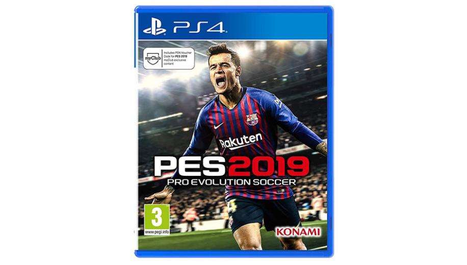 PES 2019 Review (PS4)
