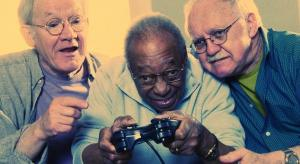Can You Be Too Old To Game Online?