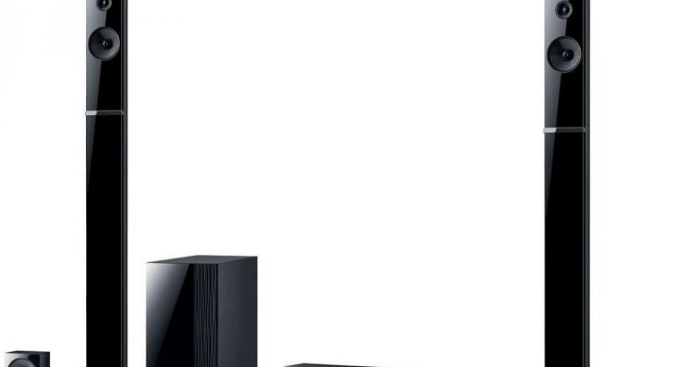 Samsung HT-E5530 3D Blu-ray Player & 5.1 Home Cinema System Review