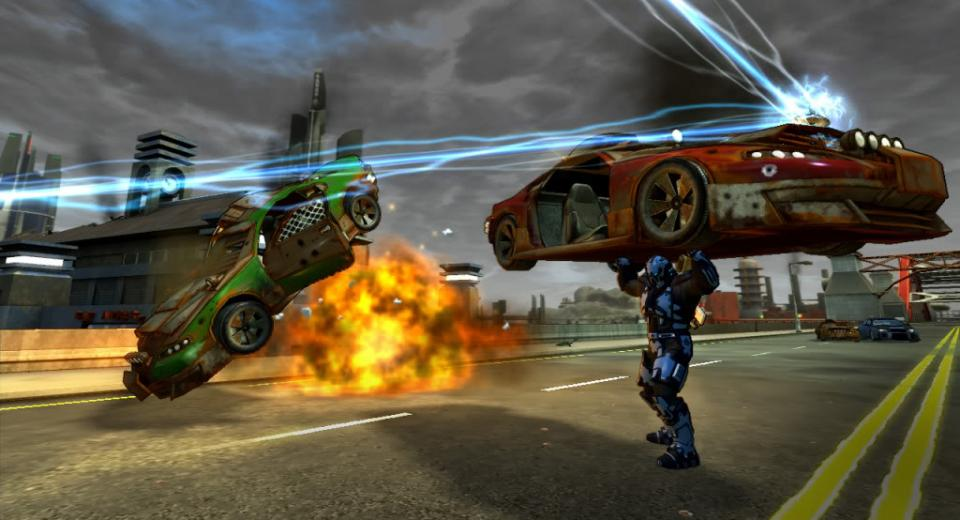 Crackdown 2 Xbox 360 Review