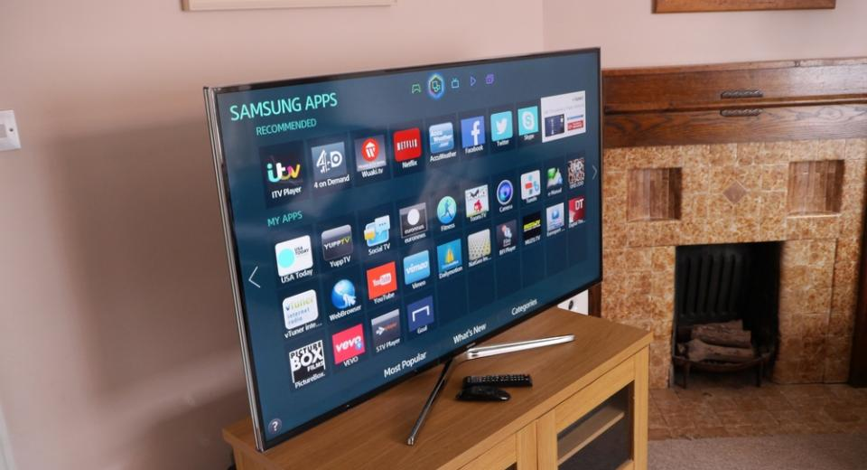 Samsung UE55H6400 (H6400) 3D LED LCD TV Review