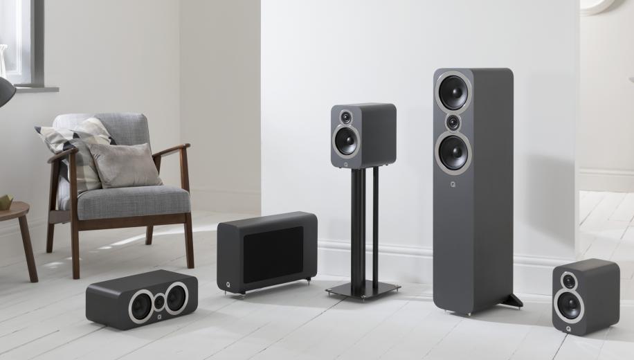 Q Acoustics 3050i Cinema Pack Review