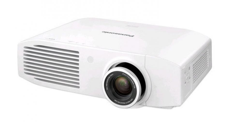 Panasonic PT-AH1000E Full HD LCD Projector Review