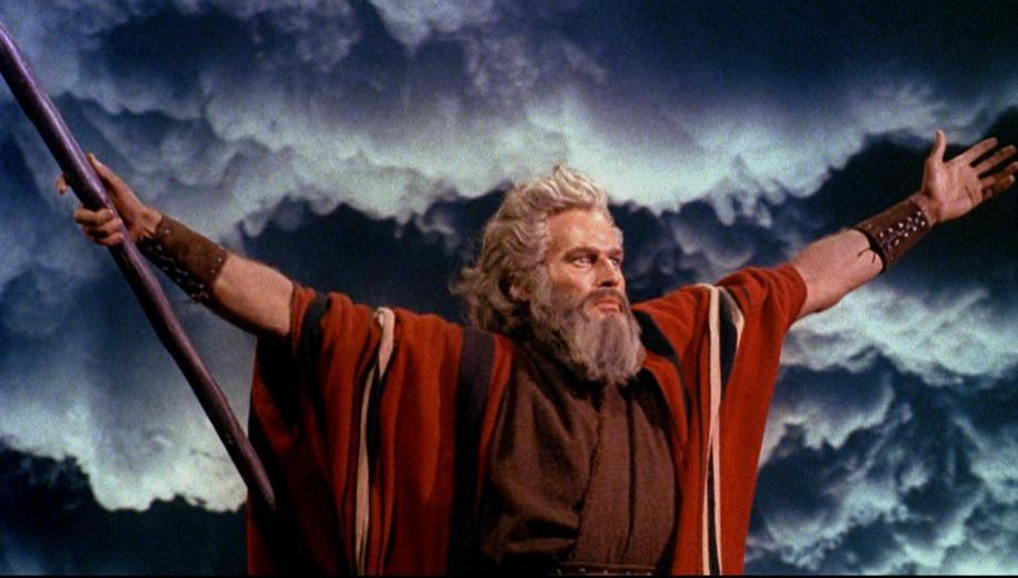 The Ten Commandments 4K Blu-ray Review