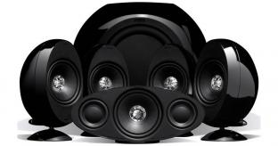 KEF KHT3005SE 5.1 Surround Speaker Package Review