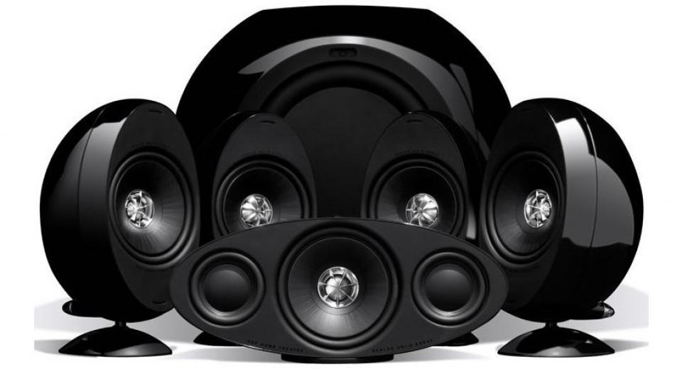 KEF KHT3005SE 5.1 Surround Speaker Package Review