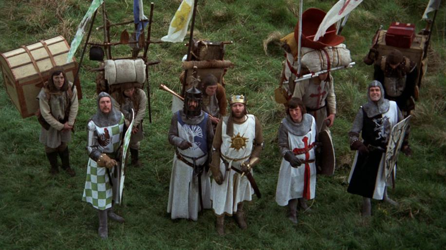 Monty Python And The Holy Grail DVD Review