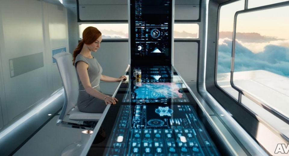 Oblivion Movie Review