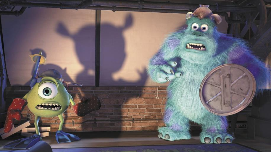 Monsters, Inc.: Collector's Edition DVD Review