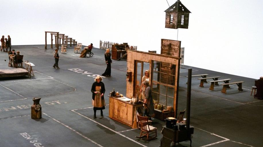 Dogville DVD Review