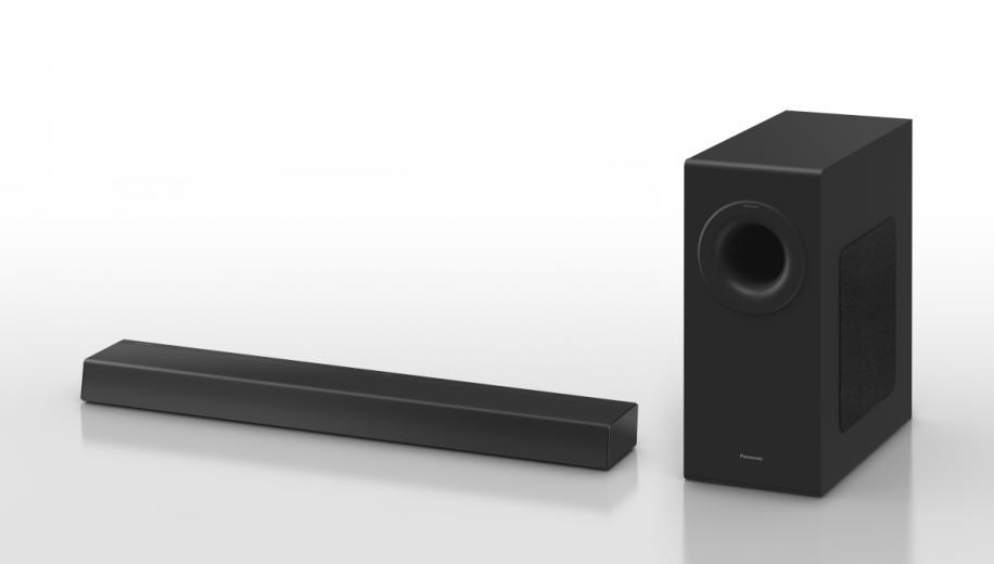 Panasonic reveals SC-HTB490 slim soundbar