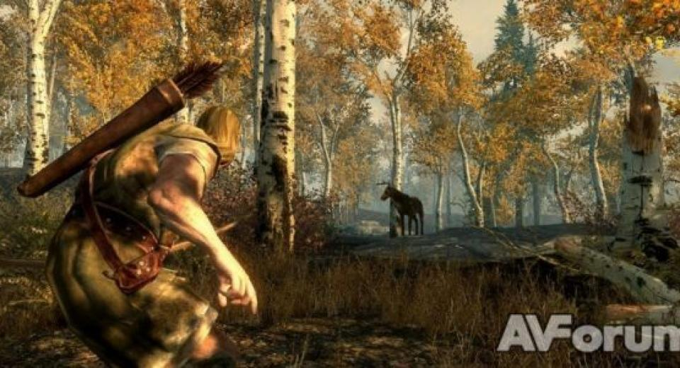 The Elder Scrolls V: Skyrim Xbox 360 Review