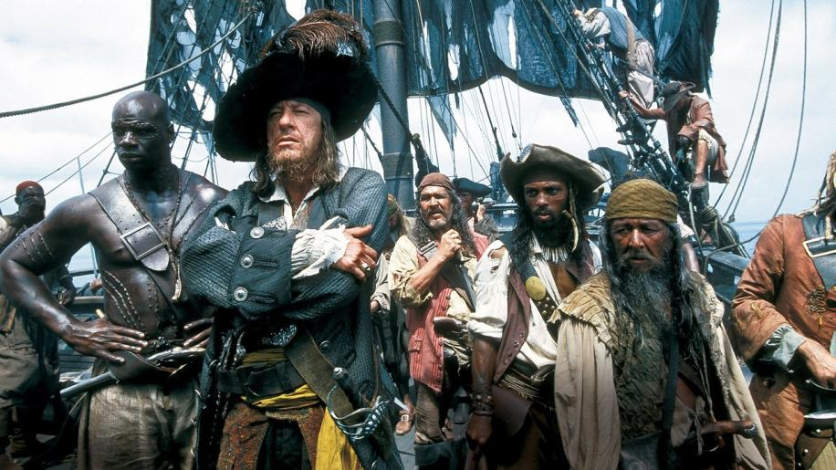 Pirates of the Caribbean: The Curse of the Black Pearl Movie Review