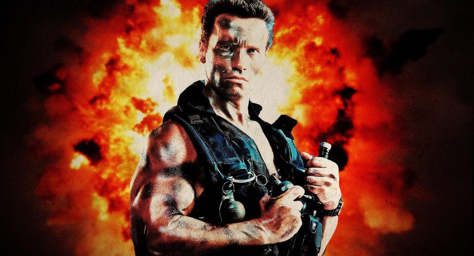 Commando Blu-ray Review