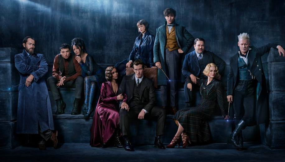 Fantastic Beasts: The Crimes of Grindelwald 4K Blu-ray Review