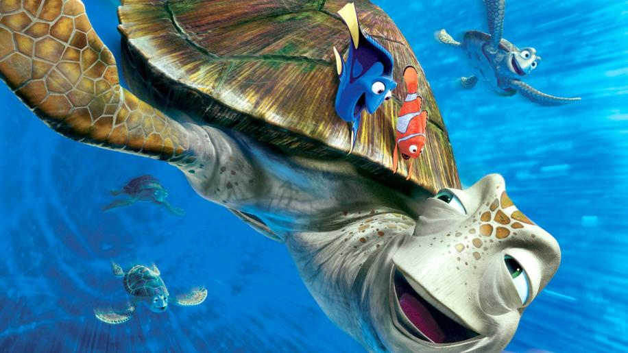 Finding Nemo Review