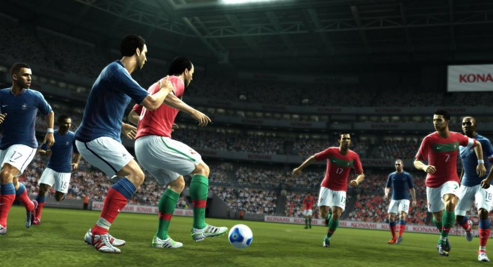 Pro Evolution Soccer 2012 PS3 Review