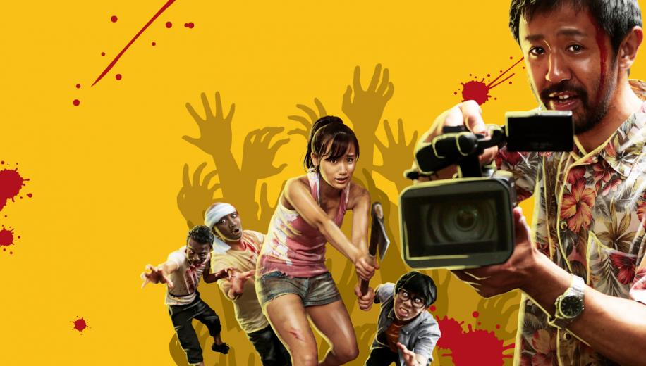 One Cut of the Dead (Hollywood Edition) Blu-ray Review