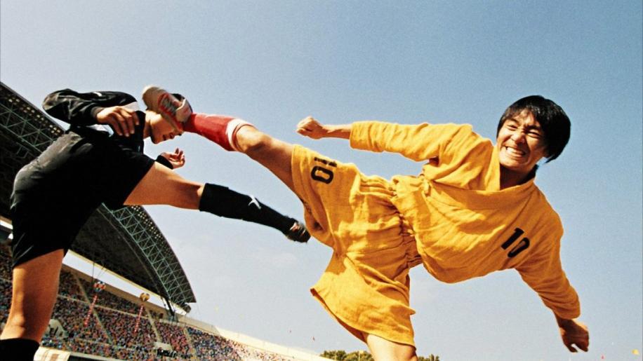 Shaolin Soccer DVD Review