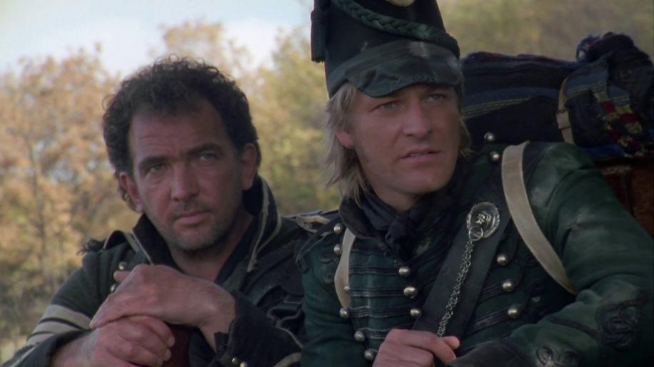 Sharpe DVD Review