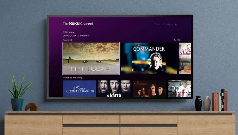 Roku launches free Roku Channel in UK