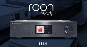 Cambridge Audio 851N audio player now Roon Ready