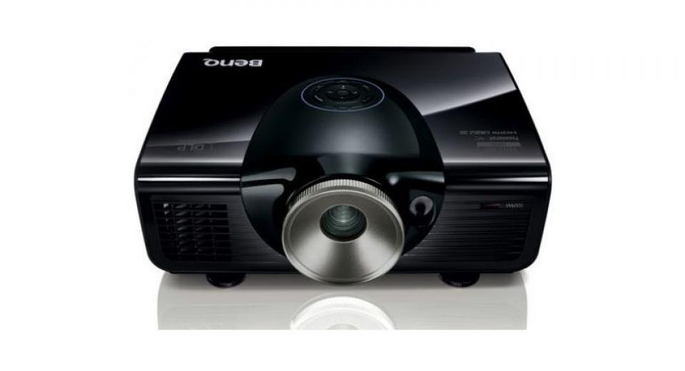 BenQ W6000 Full HD DLP Projector Review