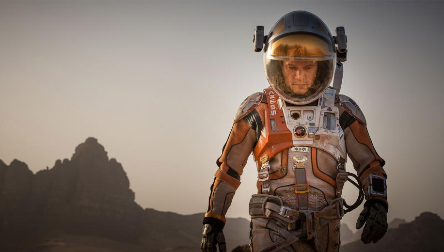 The Martian Blu-ray Review