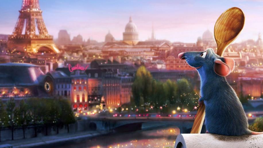 Ratatouille Movie Review