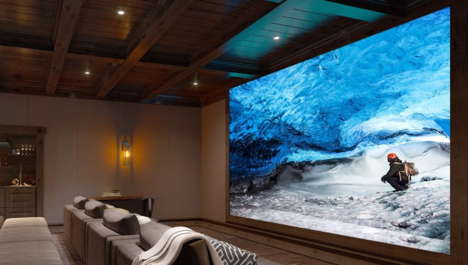 Sony Crystal LED now available for home installation