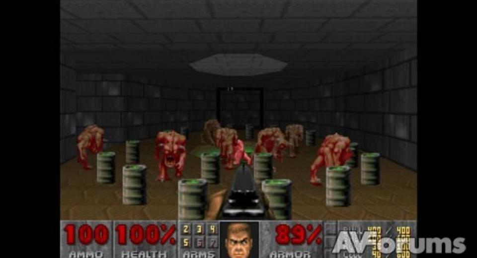 Doom Xbox 360 Review
