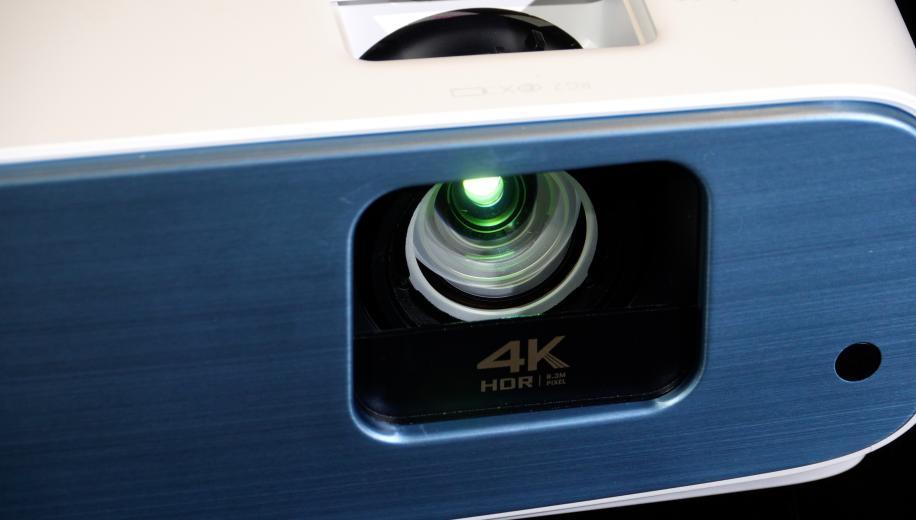 BenQ TK850 4K DLP Projector Review