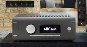 Arcam unveils entry level AVR5 AV receiver