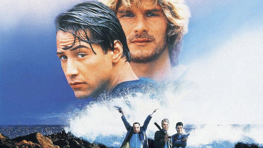 Point Break: Advanced DTS Collector's Edition DVD Review