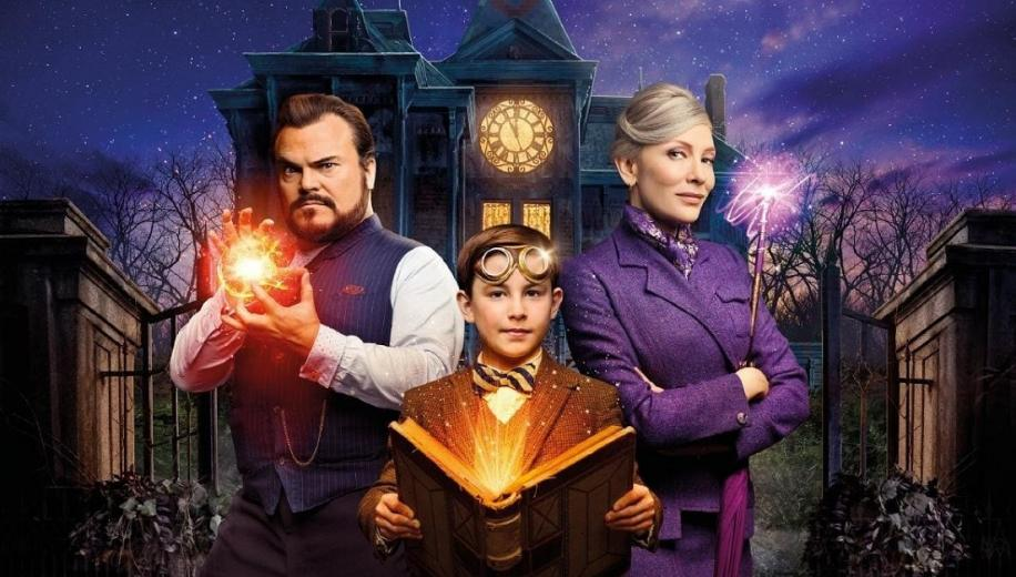 The House with a Clock in its Walls 4K Blu-ray Review