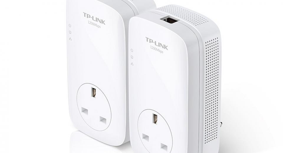 TP-LINK AV1200 Powerline Starter Kit Review