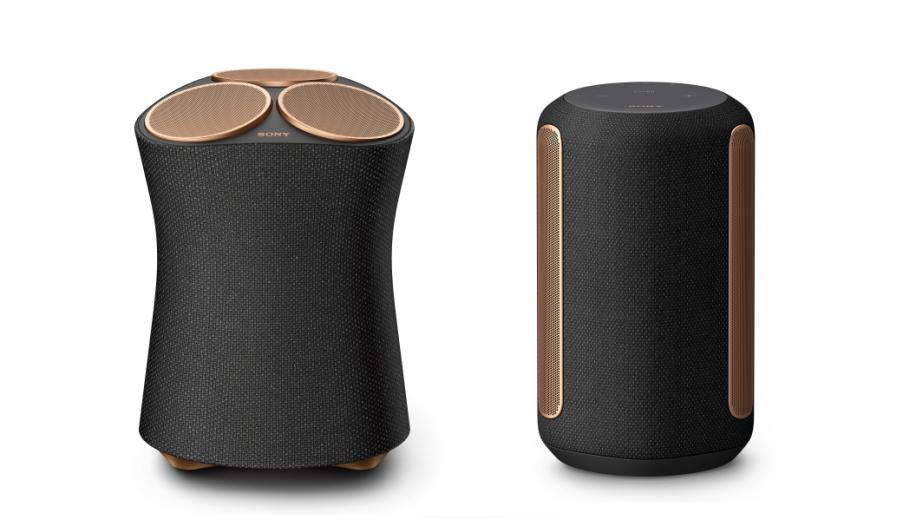 Sony introduces SRS-RA5000 and SRS-RA3000 wireless speakers