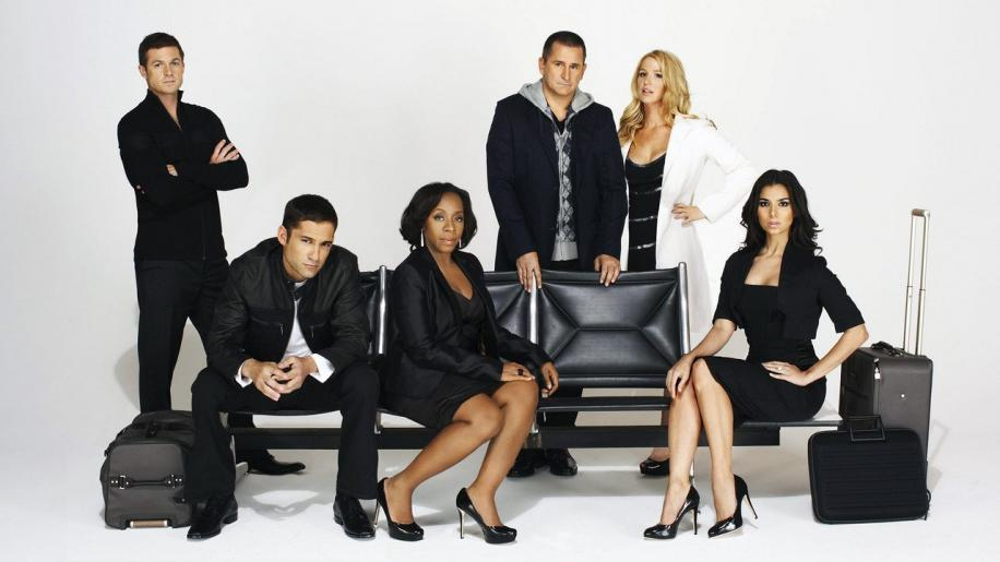 Without A Trace: Season 2 DVD Review