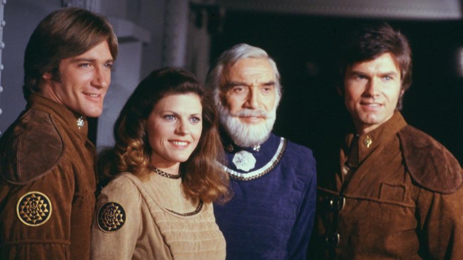 Battlestar Galactica DVD Review
