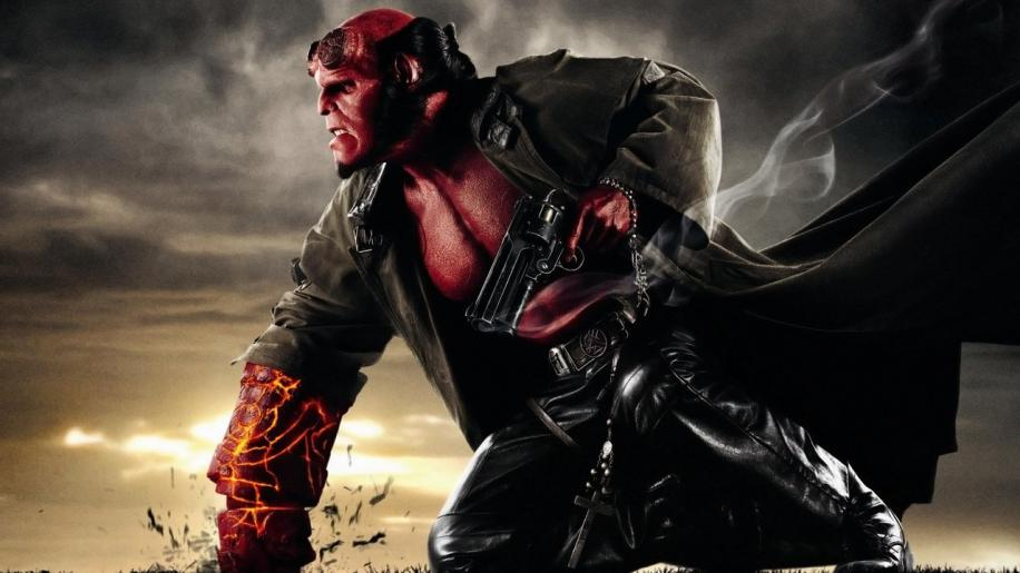 Hellboy II: The Golden Army Movie Review