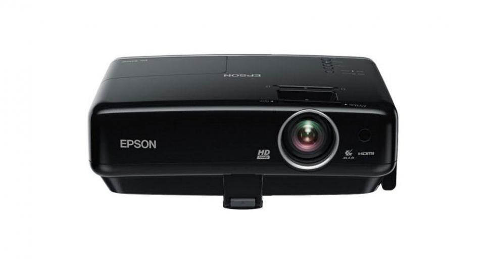 Epson 850HD (MG-850HD) HD Ready Projector Review