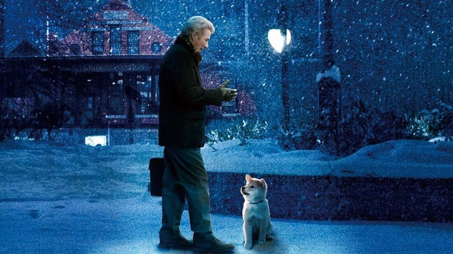 Hachi: A Dog's Tale Movie Review
