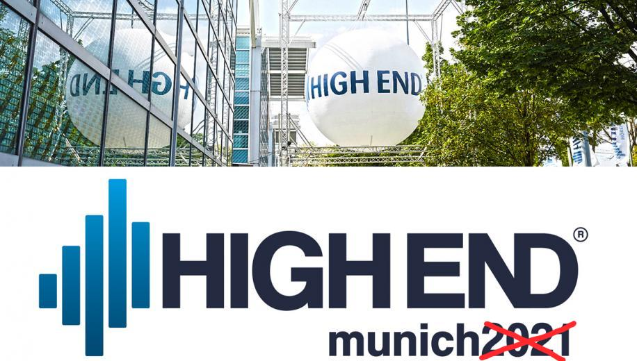 High End Munich 2021 pushed to May 2022