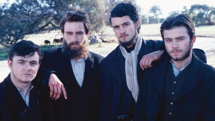 Ned Kelly DVD Review