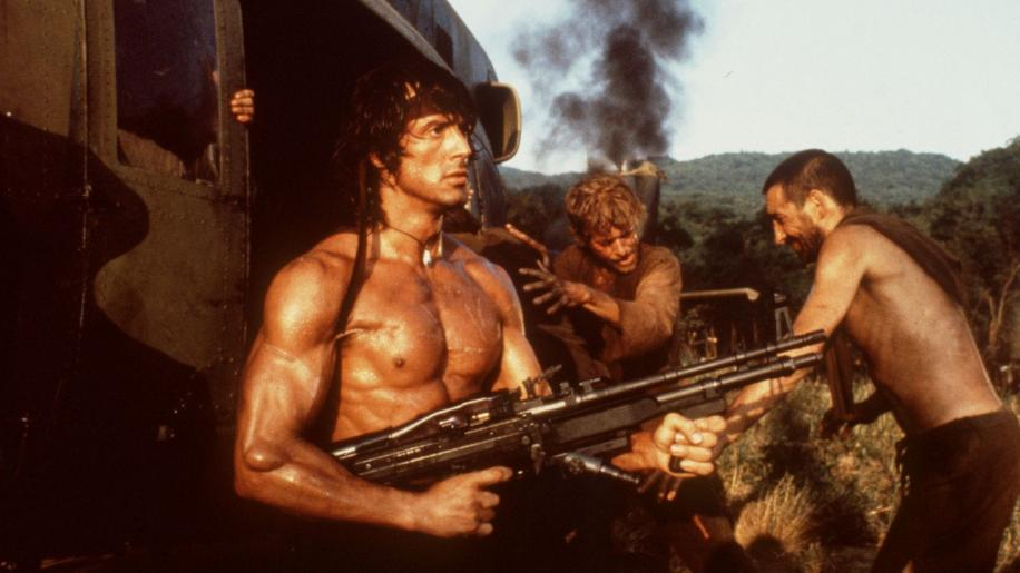 Rambo: First Blood Part II Movie Review